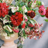 Goregous florals from our Spring Style Shoot