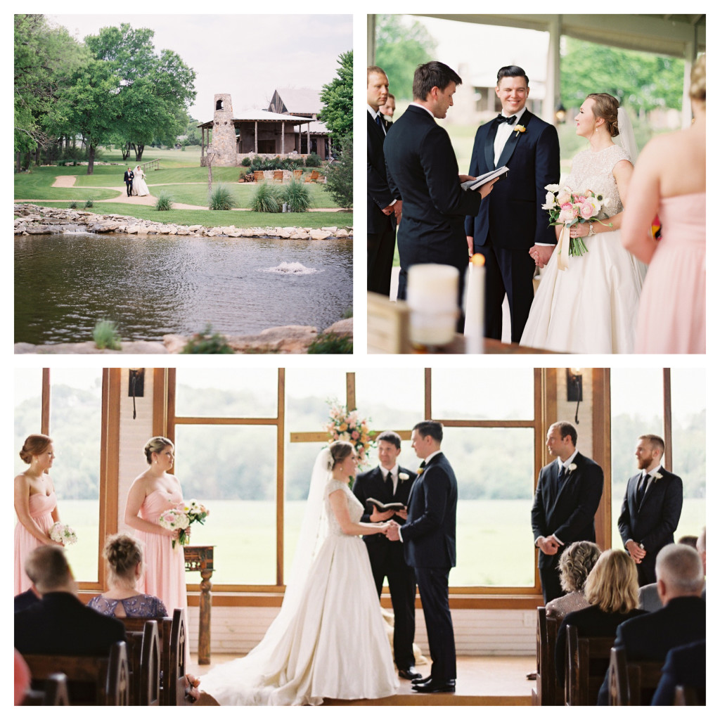 Christine & Austin's Vintage Brooks Wedding